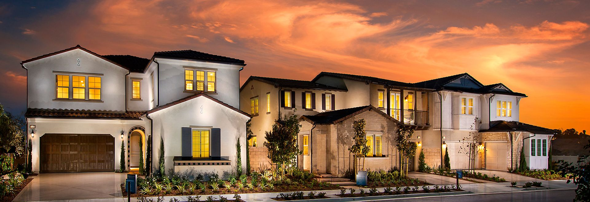 Parkside Estates by Shea Homes in Huntington Beach, CA