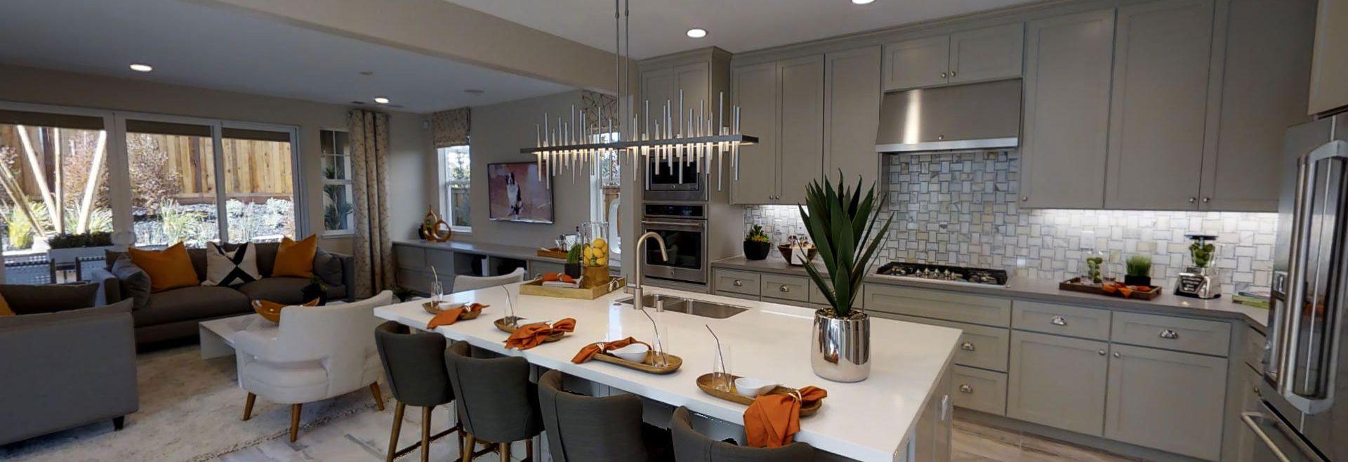 Ashford Plan 1 Kitchen