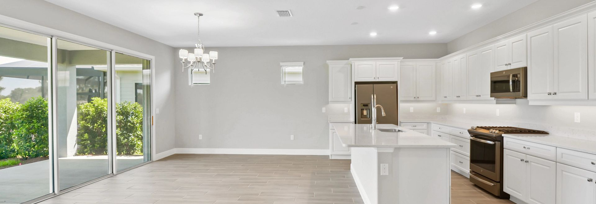 Trilogy at Ocala Preserve Quick Move In Home Liberty HS 163 Great Room