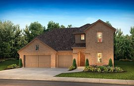Plan 5059 Elevation A: Texas Traditional