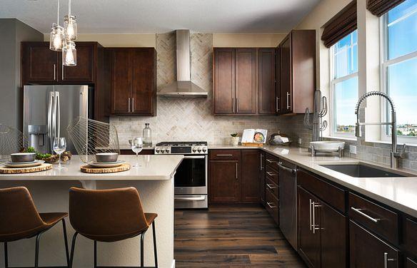 Crescendo Central Park Plan 2201 Kitchen