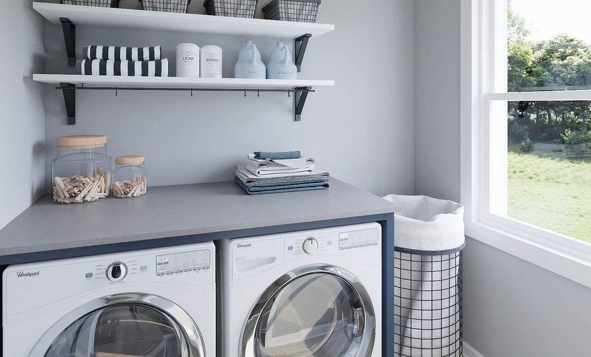 Hudson Laundry Room