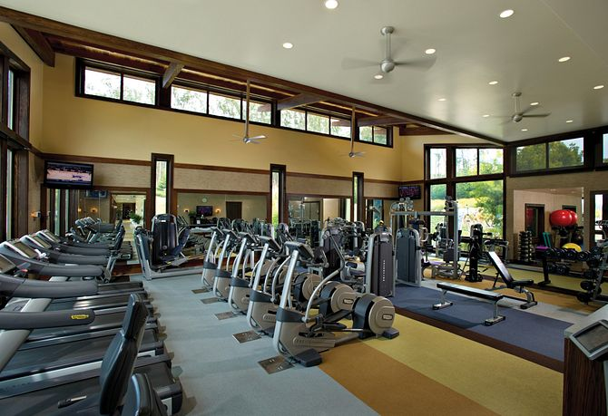 Trilogy Monarch Dunes Fitness Center