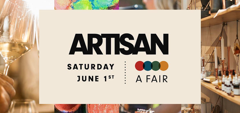 flyer for art event