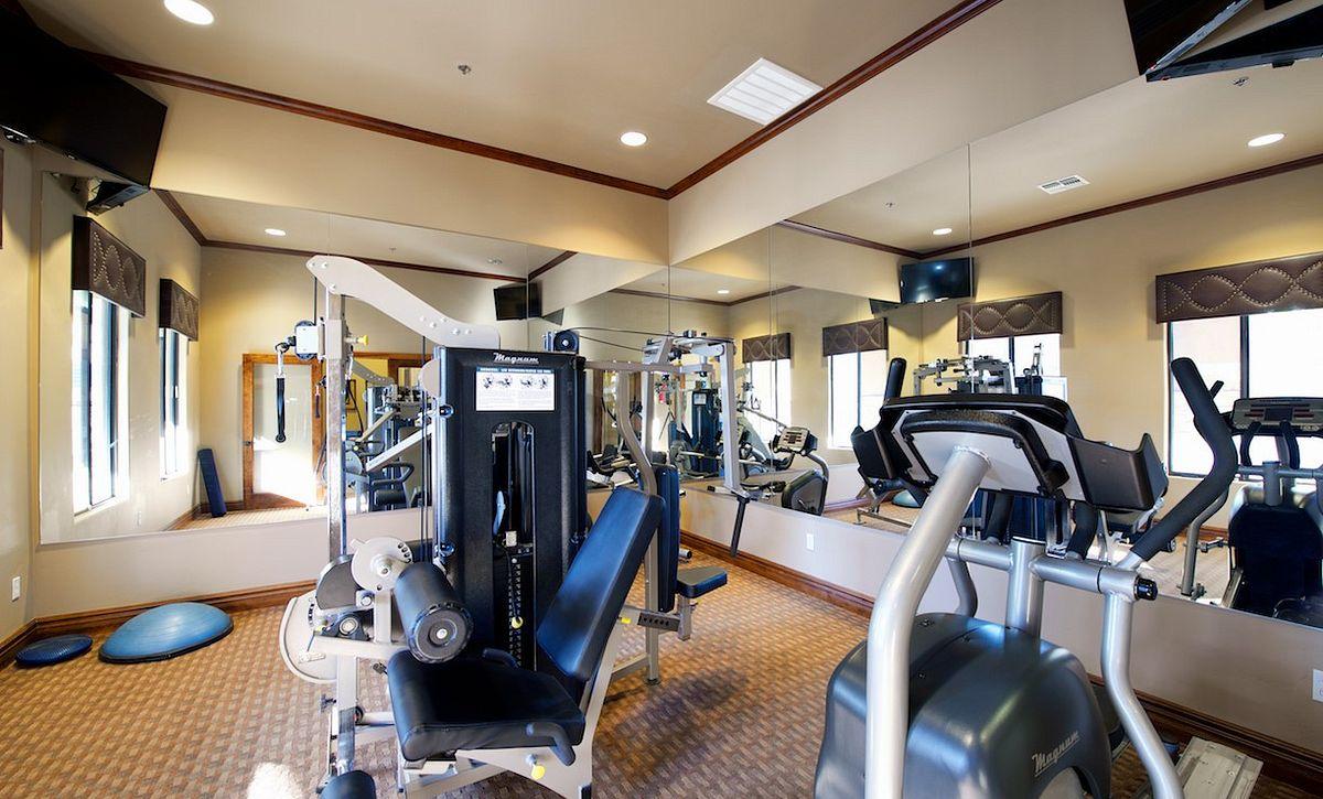Vantage Fitness Area