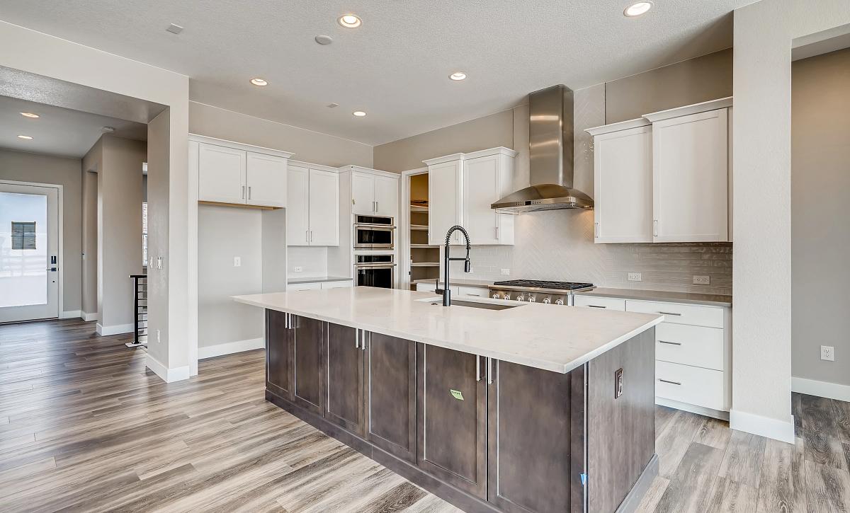 Canyons Retreat Homestead Kitchen