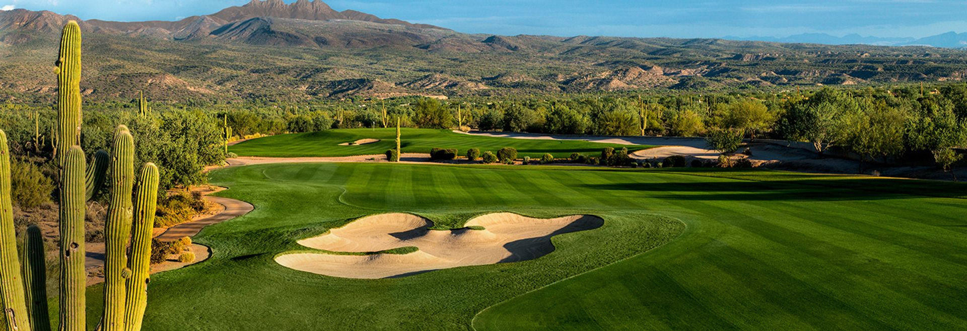 Golf Course at 55+ community Trilogy Verde River