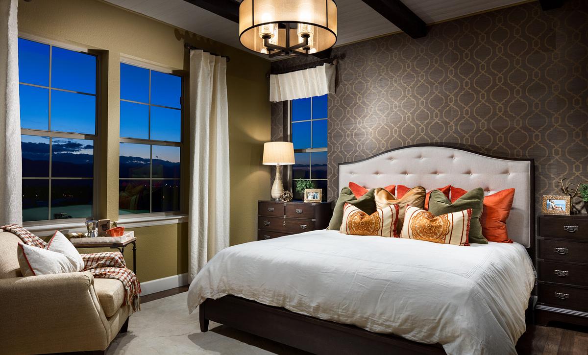 BackCountry Painted Sky Daybreak Master Bedroom