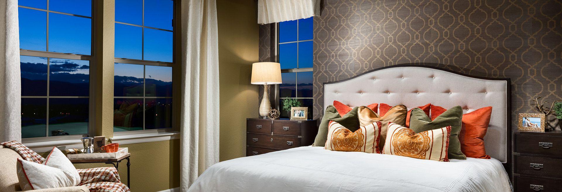 Daybreak Master Bedroom