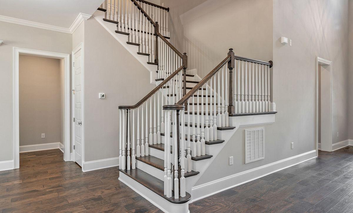 Sycamore Plan Staircase