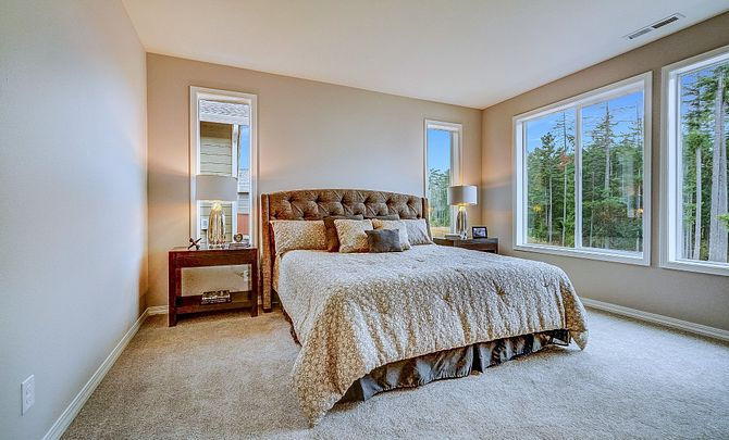 Shea Homes at Jubilee QMI 0076 Master Bedroom