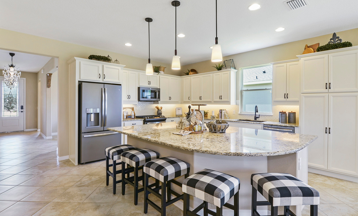 Trilogy at Ocala Preserve Declare Kitchen