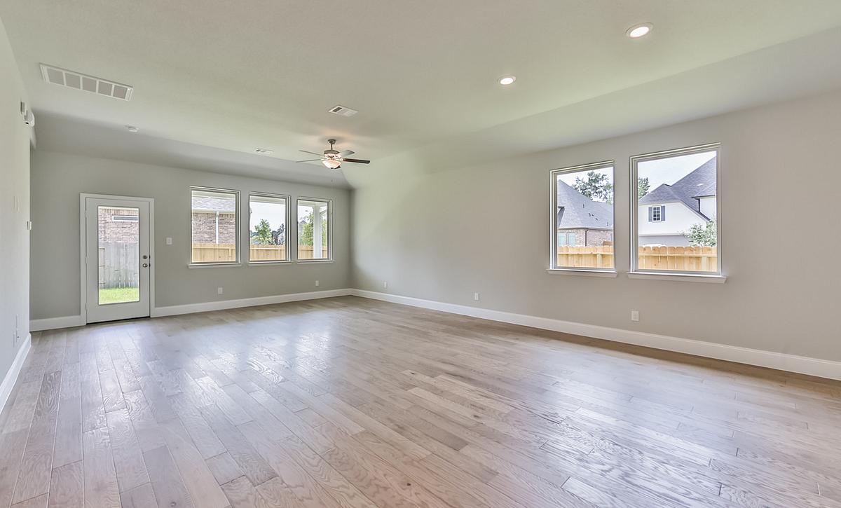 Plan 4029 Living Area