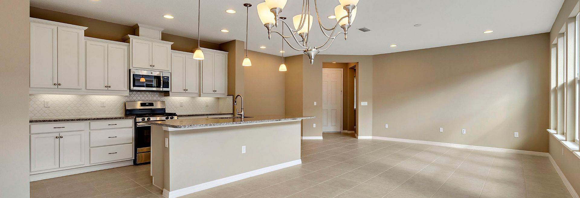 Trilogy Orlando Amalfi Plan Quick Move In Home Dining