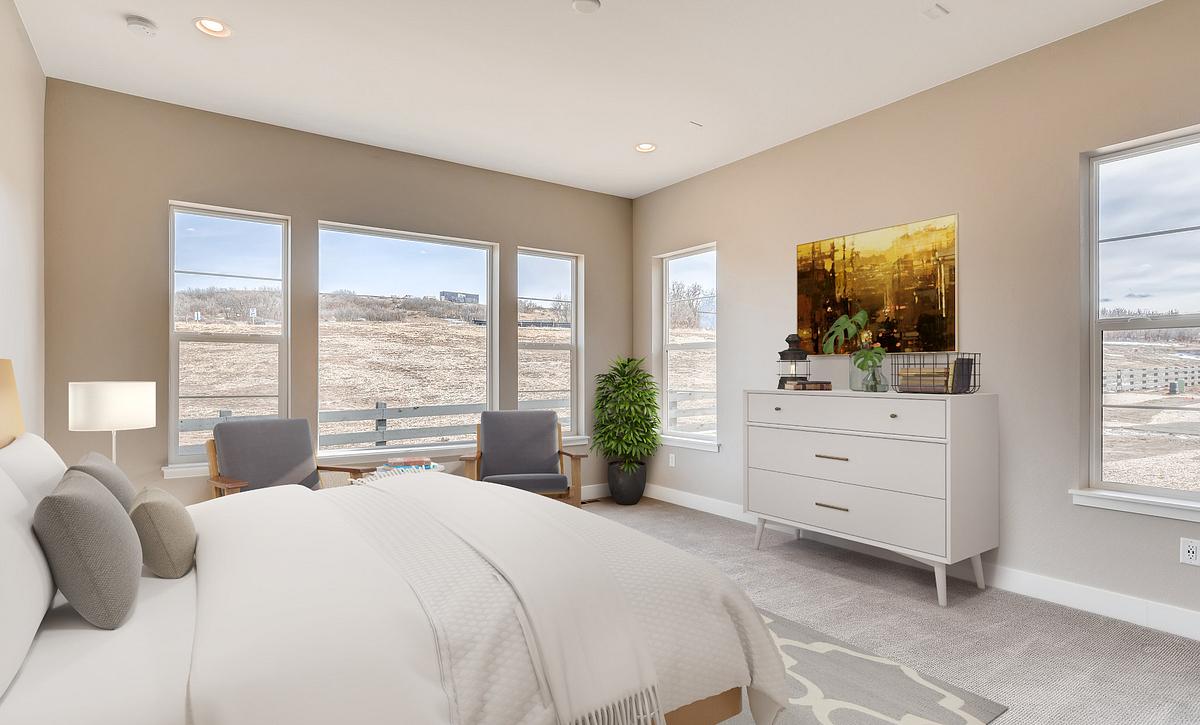 Canyons Luxe Belcourt Master Bedroom