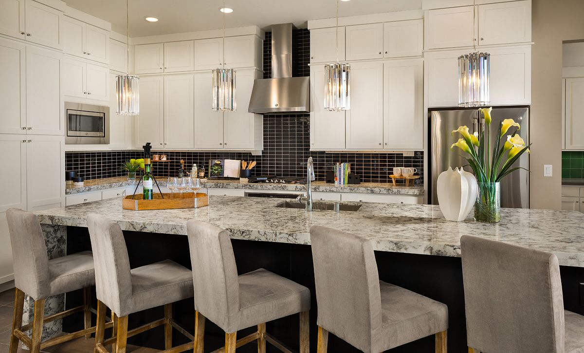 Trilogy in Summerlin Viewpoint Kitchen