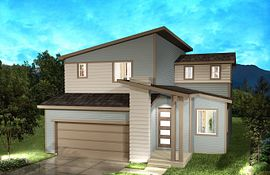 SPACES at Reunion Plan 3553 Exterior A