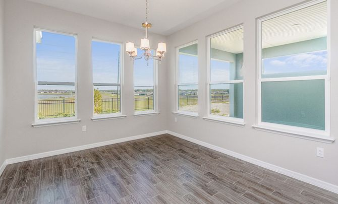 Trilogy Orlando Quick Move In Home Larkspur Plan Dining