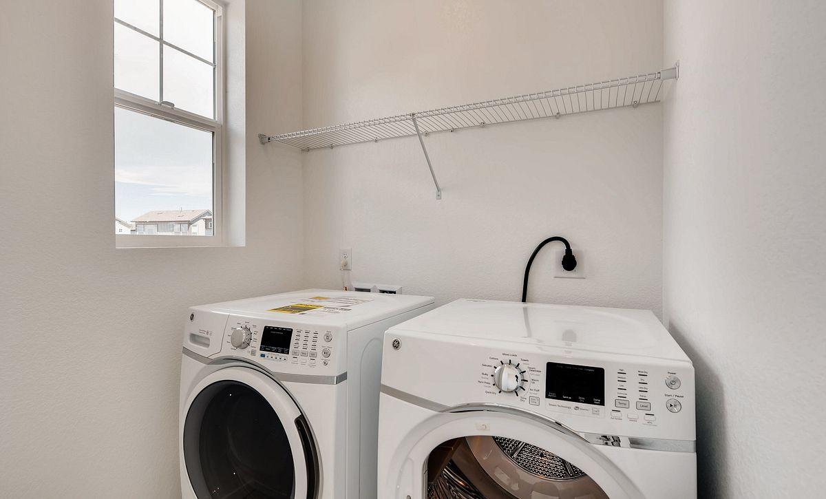 Central Park Plan 2202 QMI Lot 55 Laundry