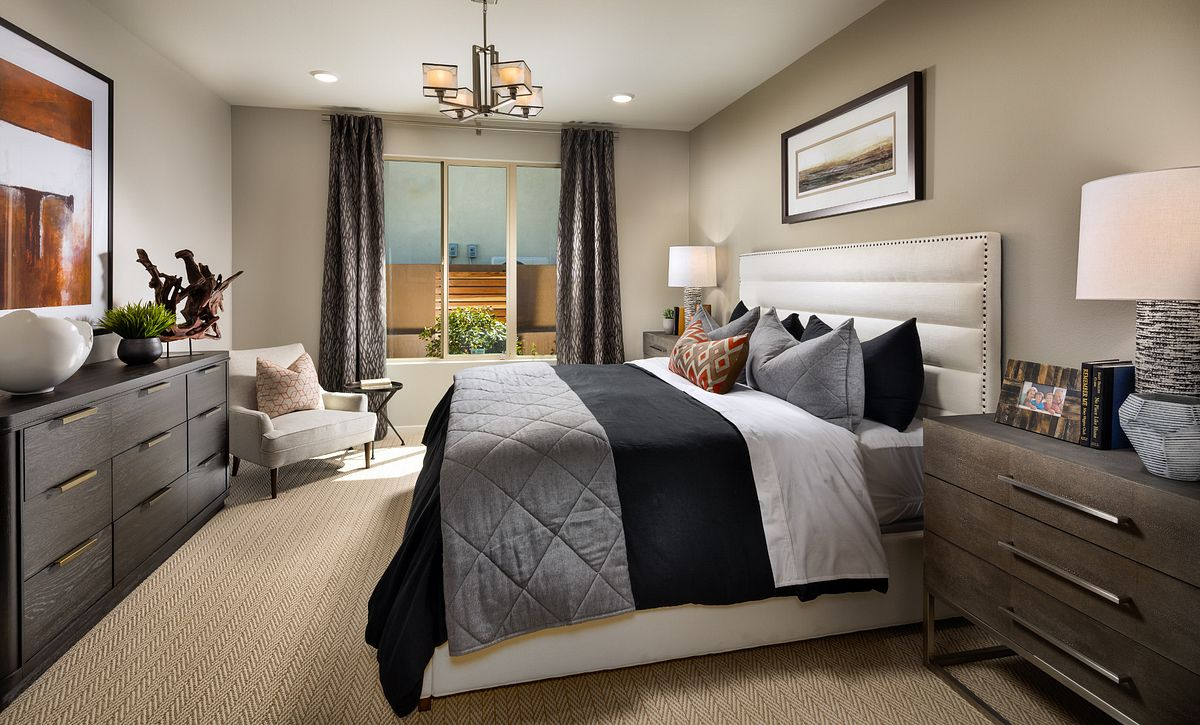 Trilogy in Summerlin Haven Guest Bedroom