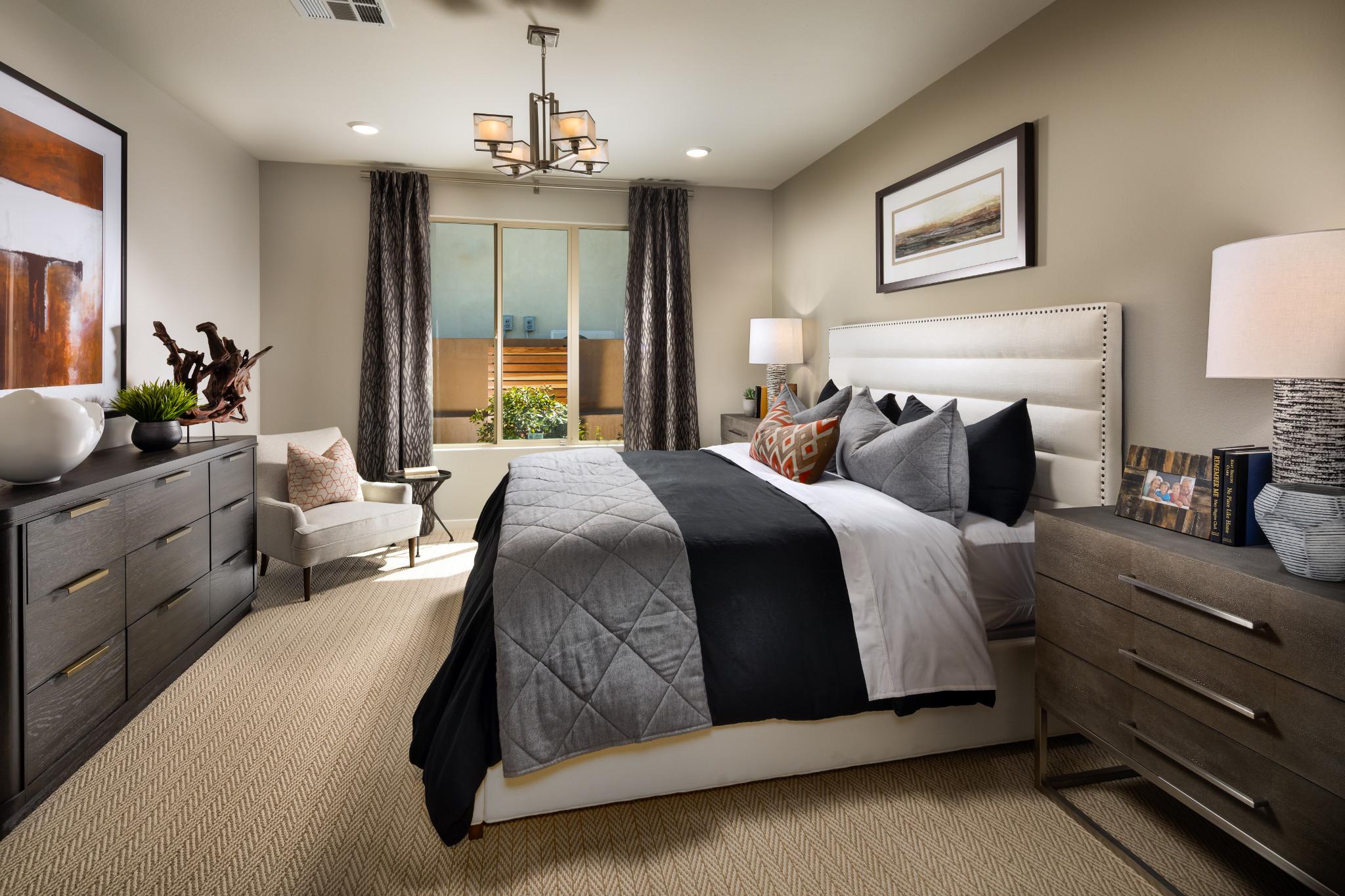 Trilogy in Summerlin Haven Guest Bedroom