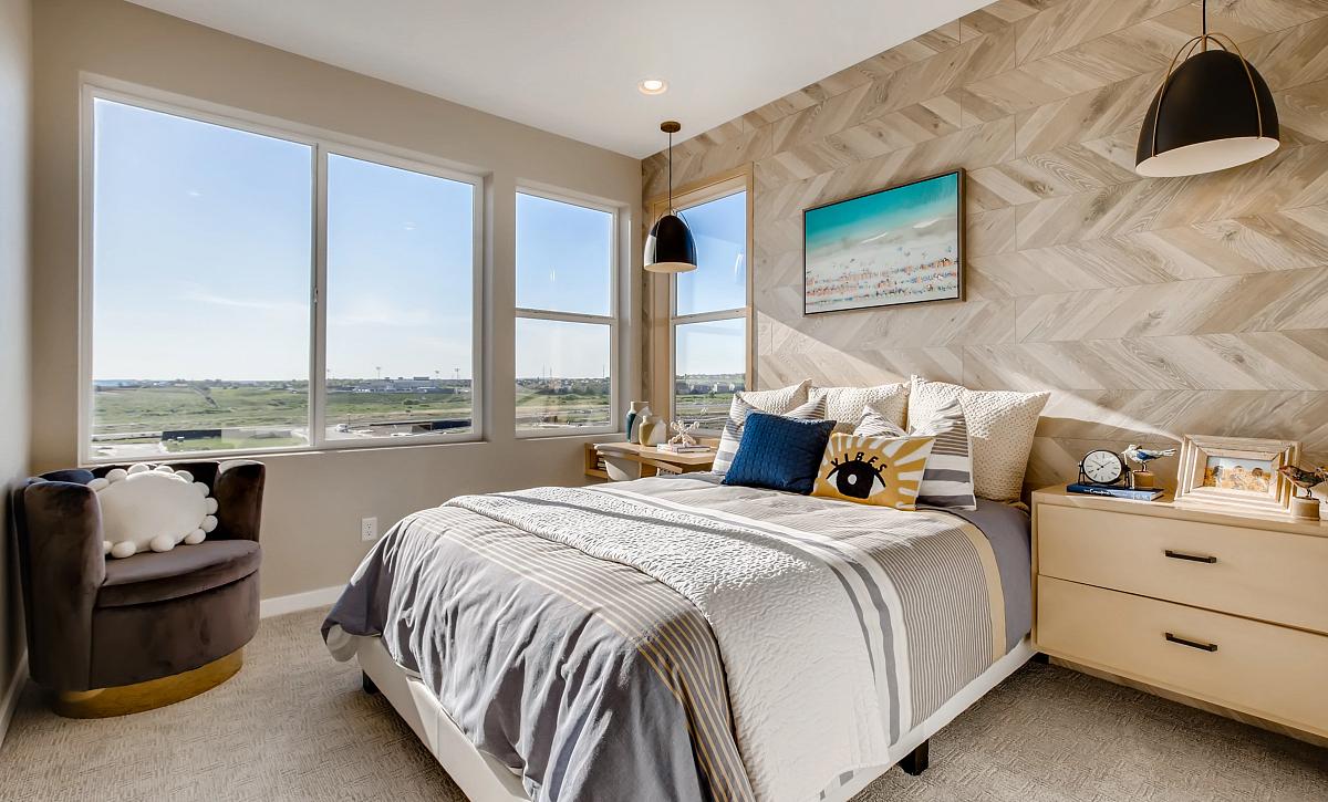 Crescendo Stepping Stone Plan 2205 Bedroom 2