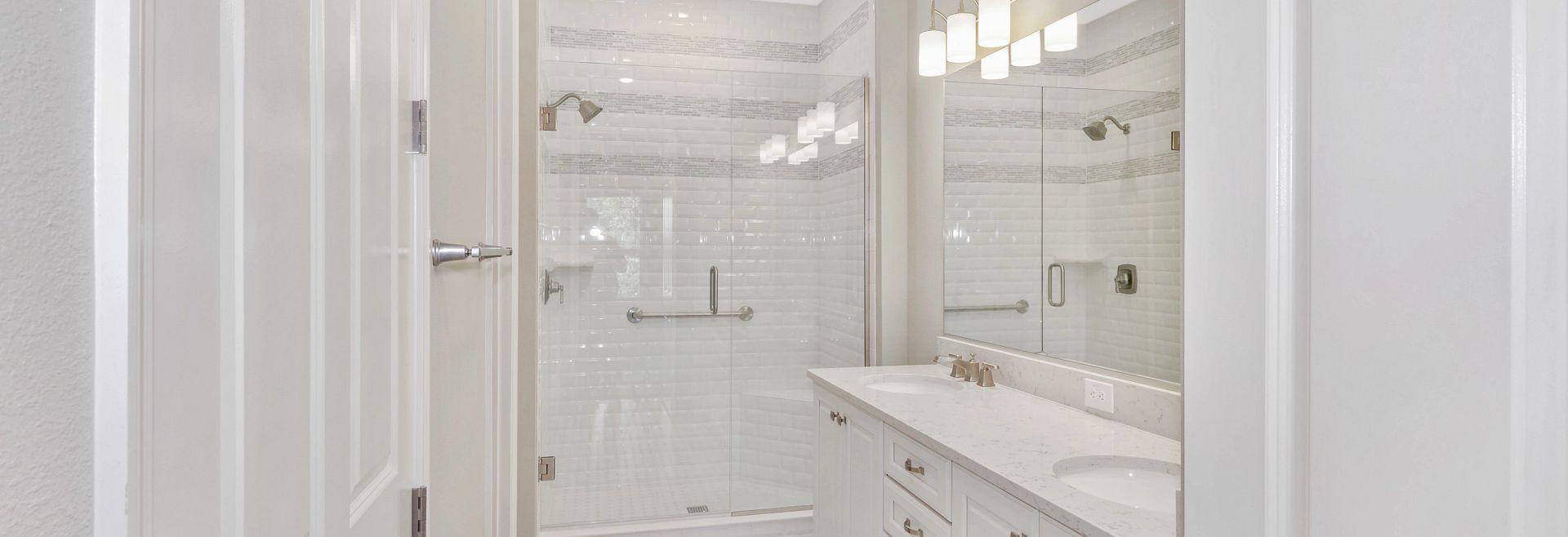 Trilogy at Ocala Preserve Quick Move In Home Liberty HS 163 Master Bath