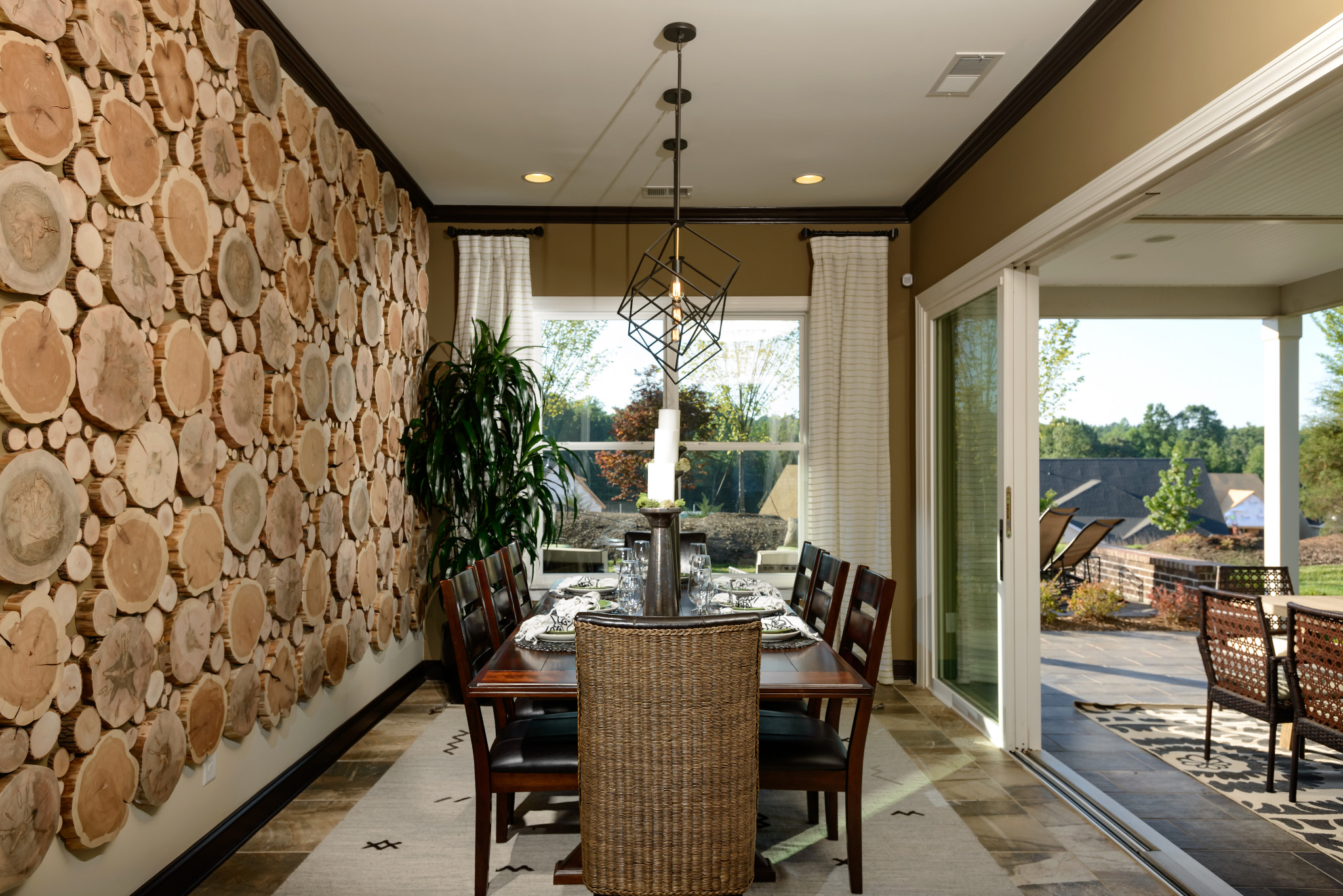 Trilogy Lake Norman Ramsey Plan Dining