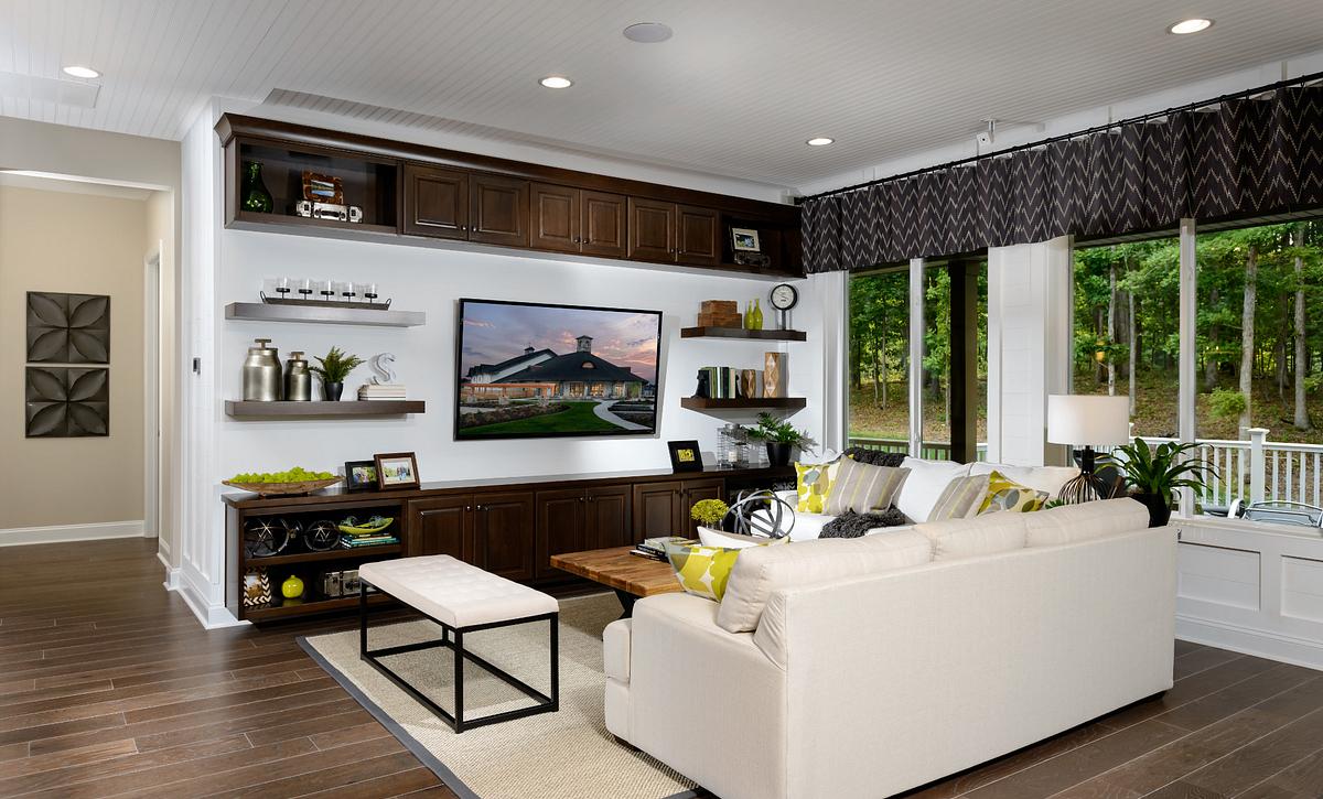 Evoke Plan Great Room