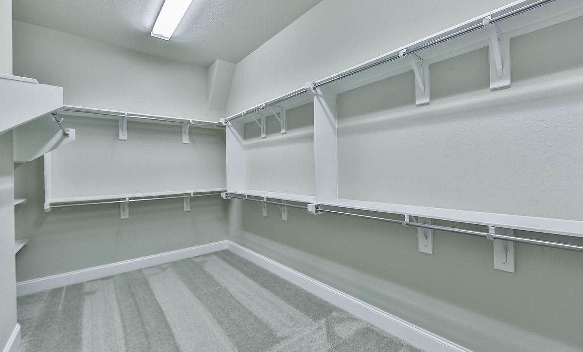Plan 6020 Master Closet