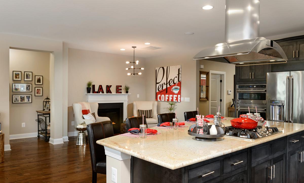 Trilogy at Lake Fredrick Refresh Plan Kitchen