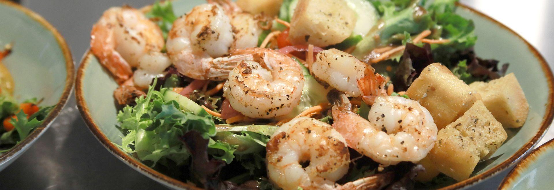 Trilogy Lake Norman Shrimp Salad