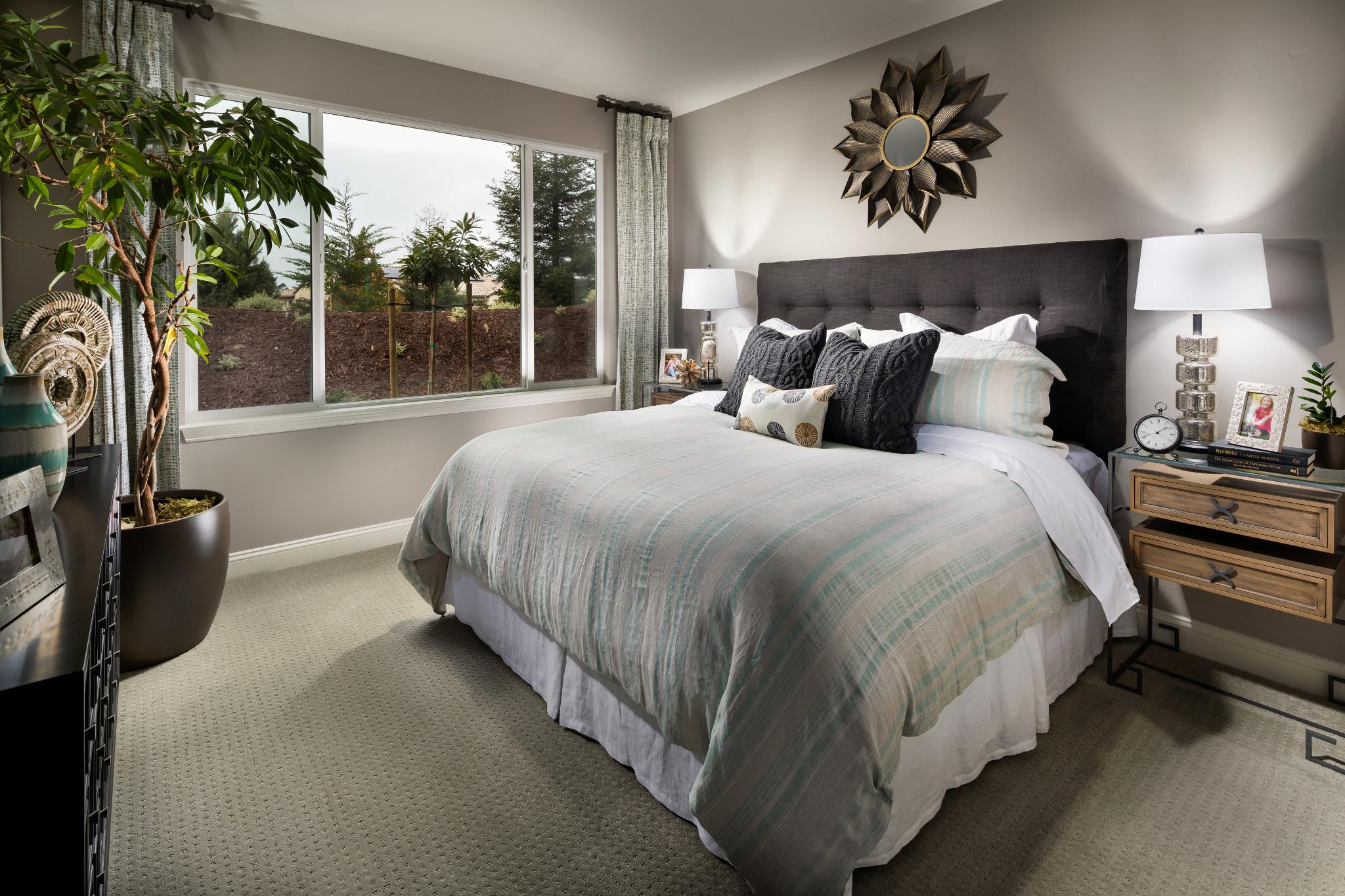 Acacia Plan Master Bedroom
