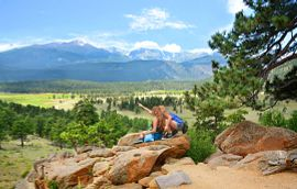 Blog Hiking Kids Trails Rocks Colorado Mountains Getty Images
