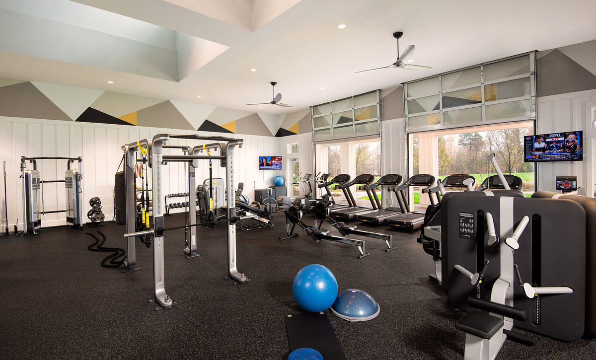 Trilogy Lake Norman Afturburn Fitness Center