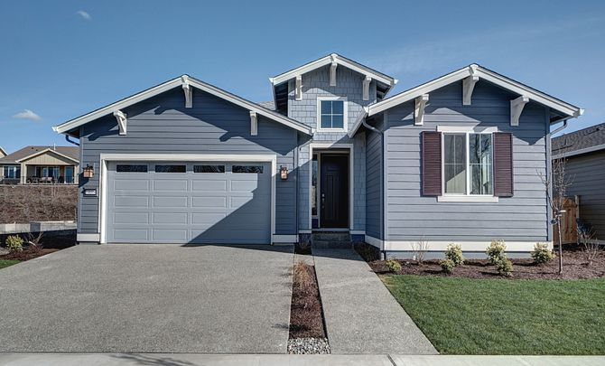 Trilogy Tehaleh Lot 4128 Exterior
