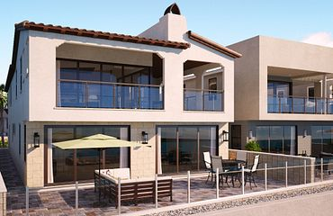 Plan 4A Spanish Exterior Rendering