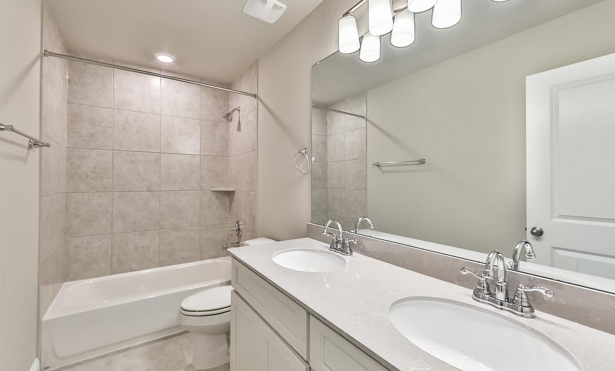 Plan 4069 Secondary Bath