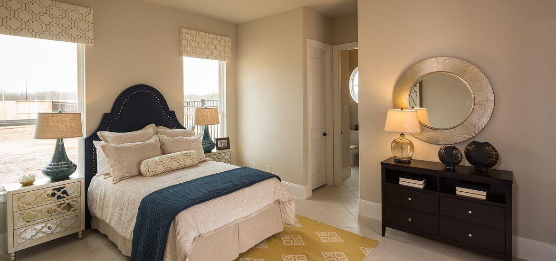 Cane island Plan 6015 Guest Bedroom