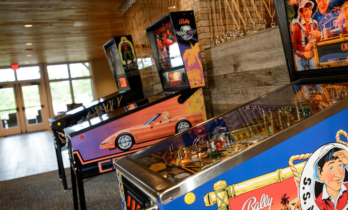 Trilogy at Lake Frederick Club Crow's Nest Arcade