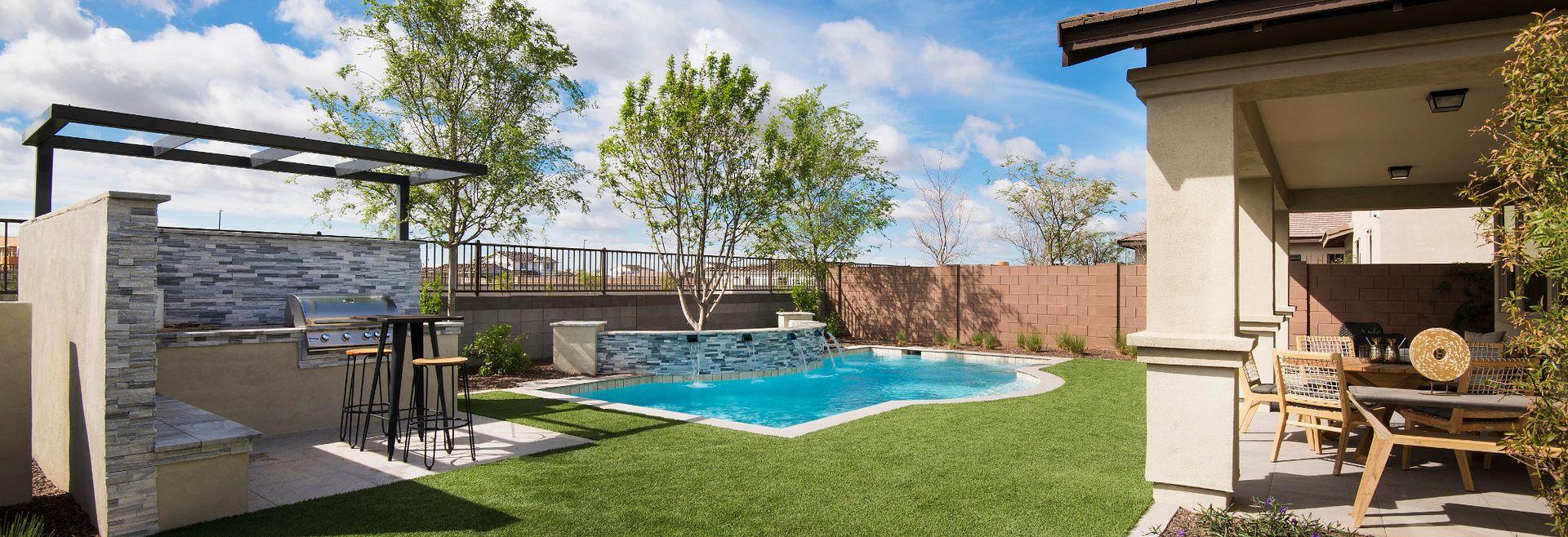 Spark Plan Backyard