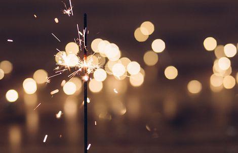 Independence Day Fireworks Sparkler