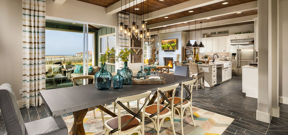 Trilogy Monarch Dunes Ventana Dining Room
