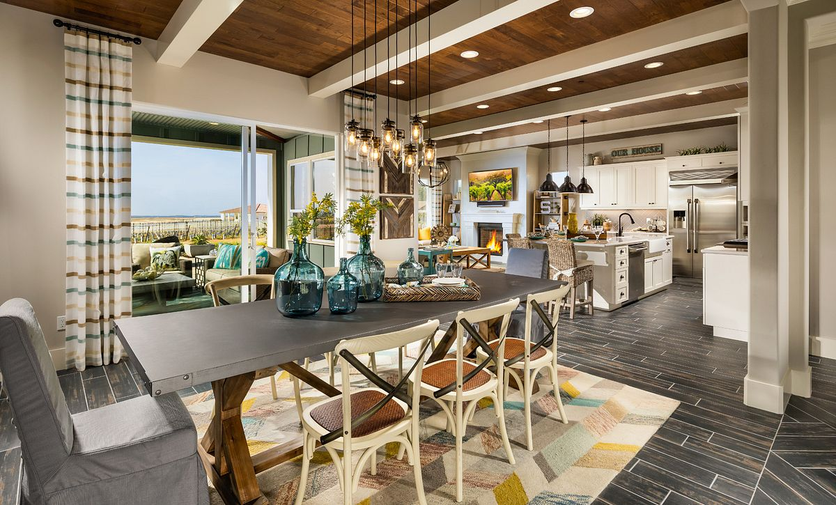 Trilogy Monarch Dunes Ventana Dining