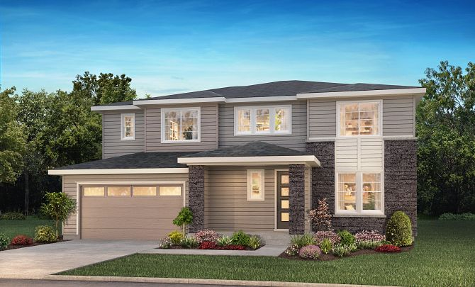 The Canyons Luxe Weston Elevation C