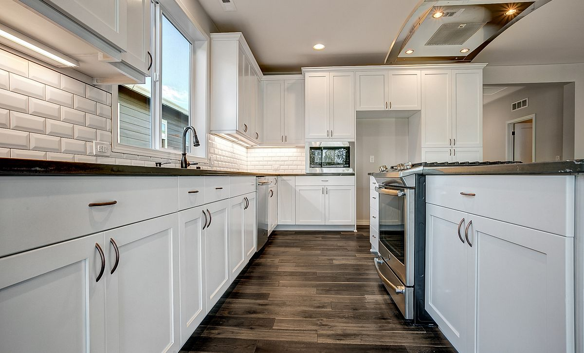 Trilogy Tehaleh Lot 3028 Kitchen
