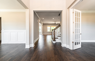 Magnolia plan Foyer