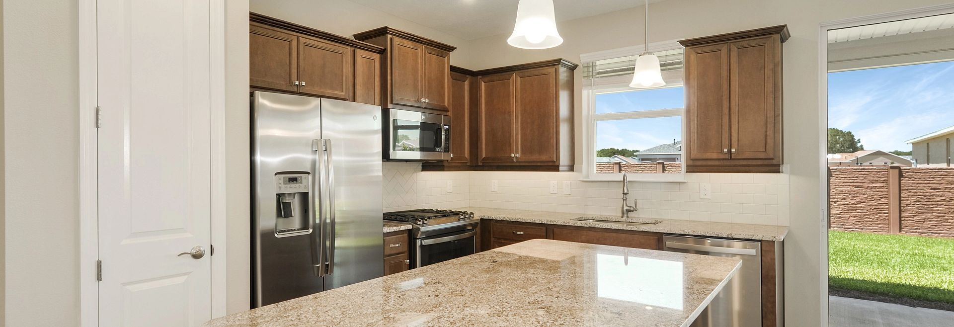 Trilogy at Ocala Preserve Rome Quick Move In Kitchen