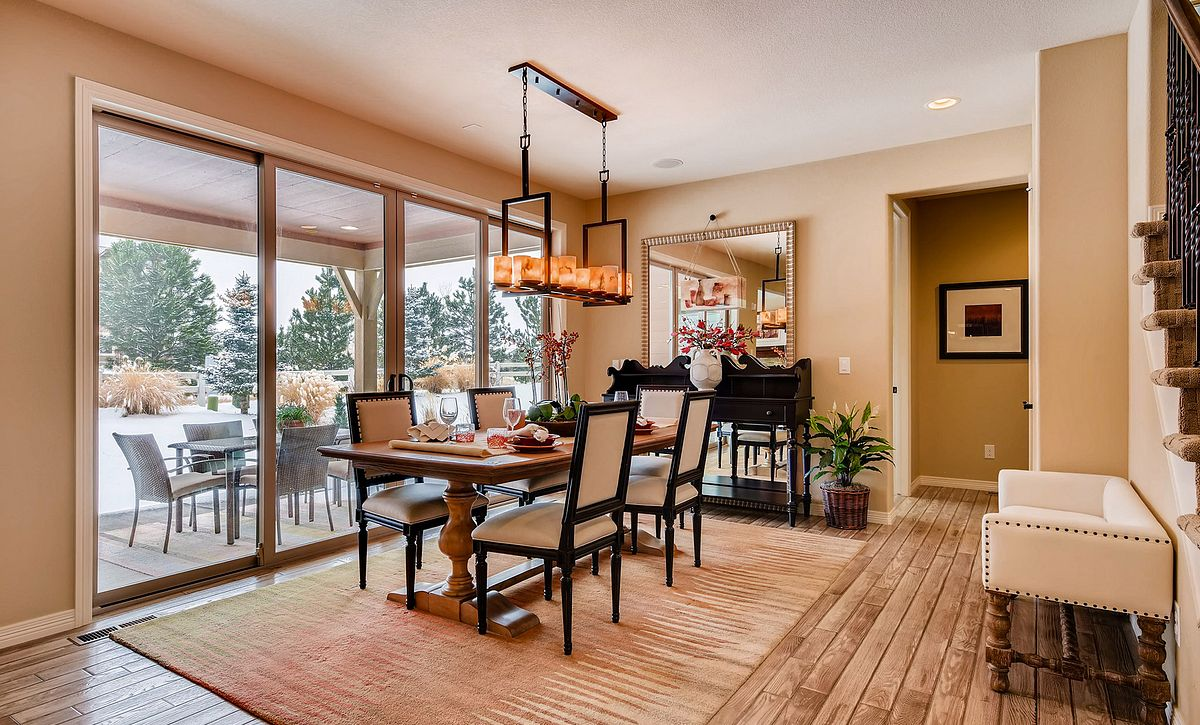 BackCountry Autumn Haven Dining Room