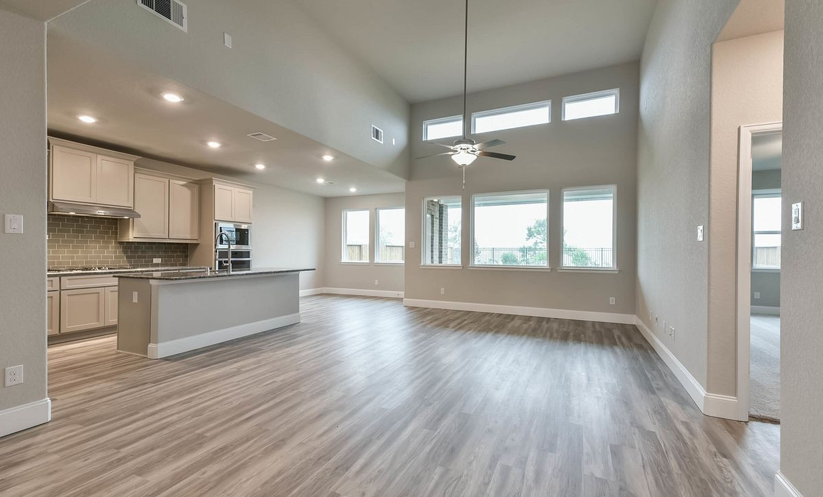 Plan 4069 Living Area